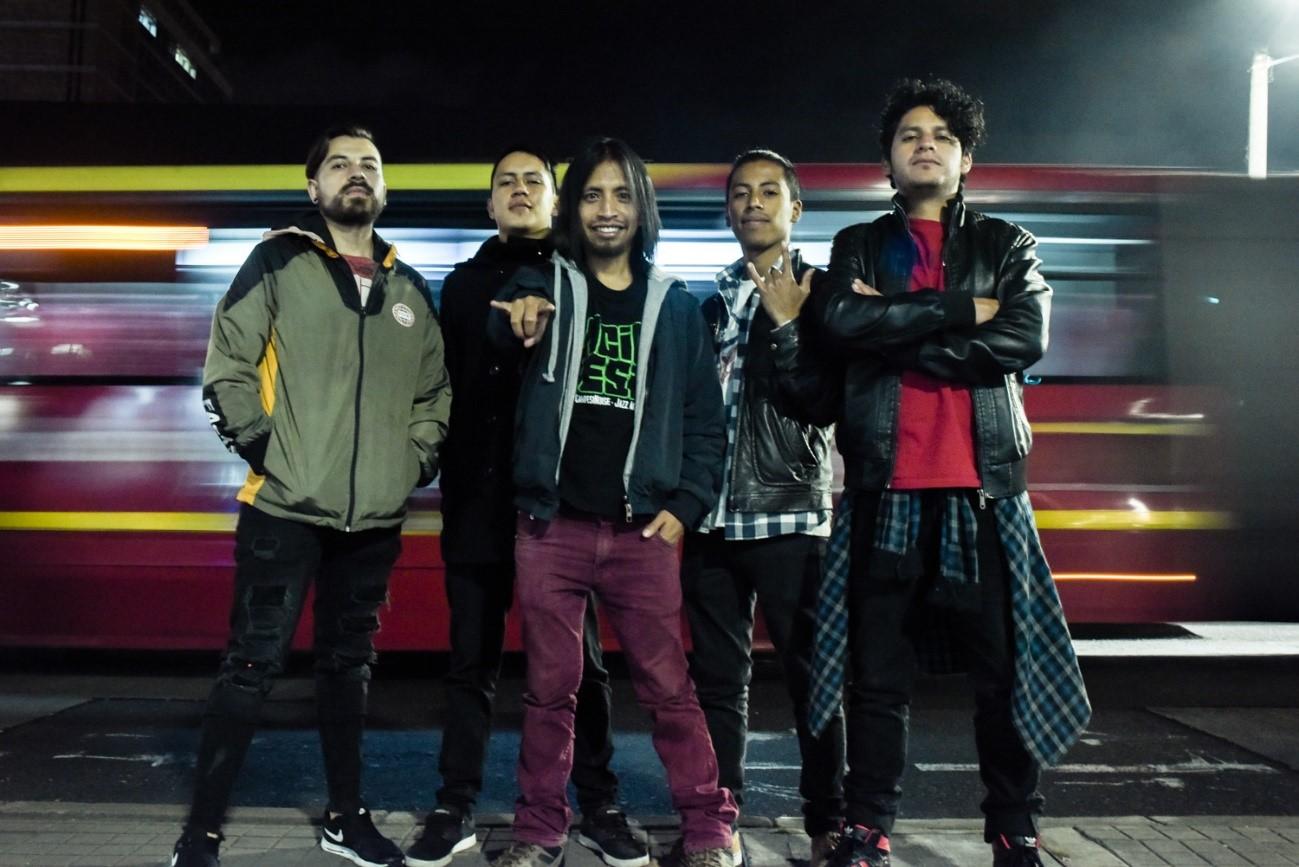Acid Yesit, el jazz sandunguero, metaleto y campasino se toma Bogotá