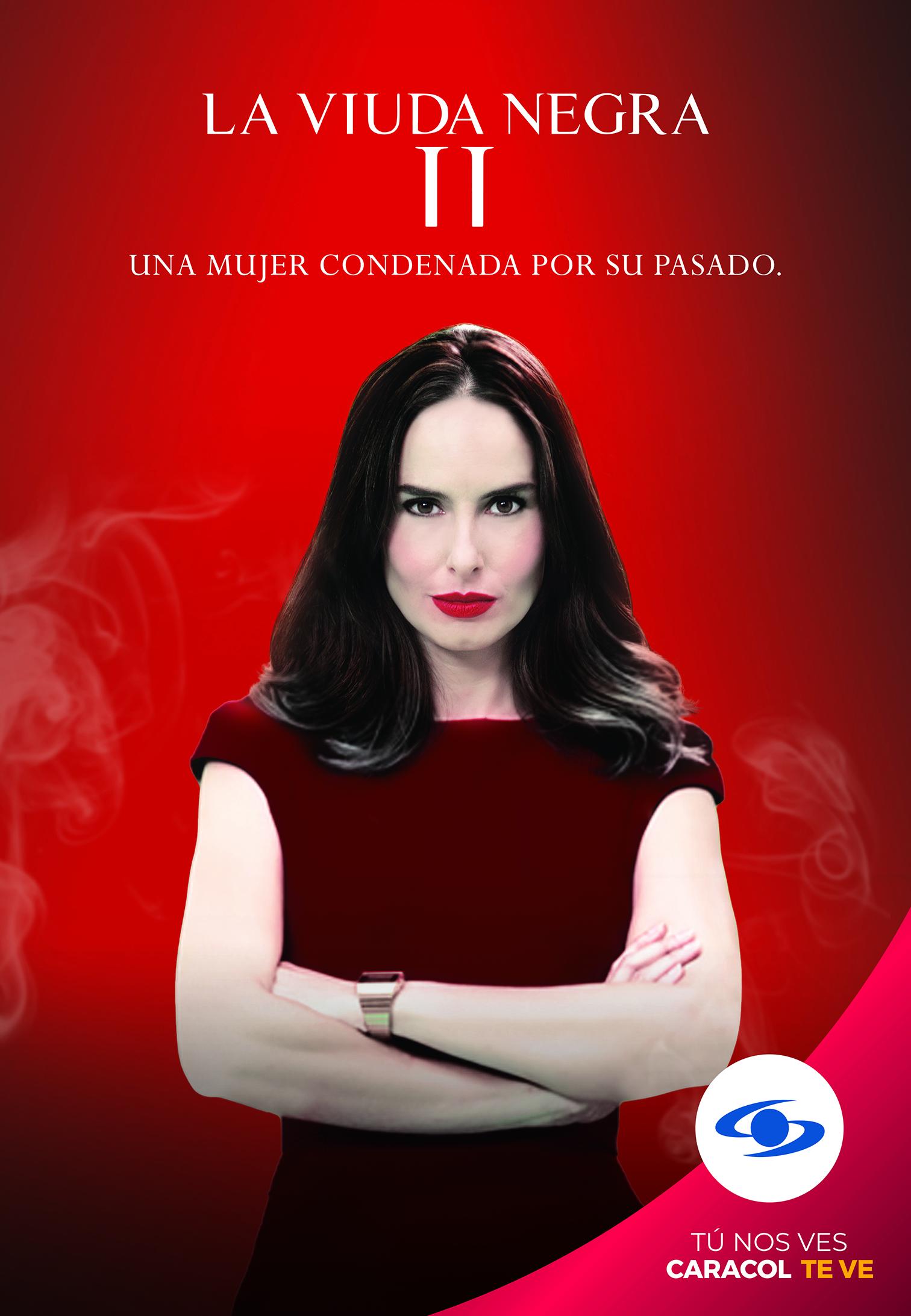 'La viuda negra II' gran estreno este miércoles 27 de enero