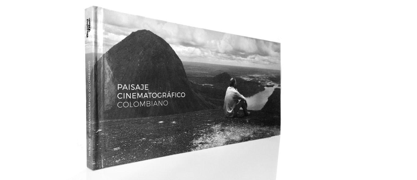 El libro 'Paisaje Cinematográfico Colombiano' se lanza en el marco del FICCI 2018