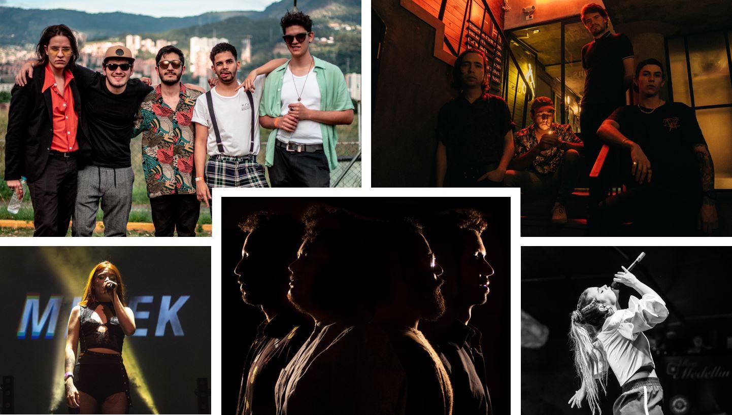 Shock Fest 2019: ¡Llego la semifinal Medellín! Estos son los artistas que participarán