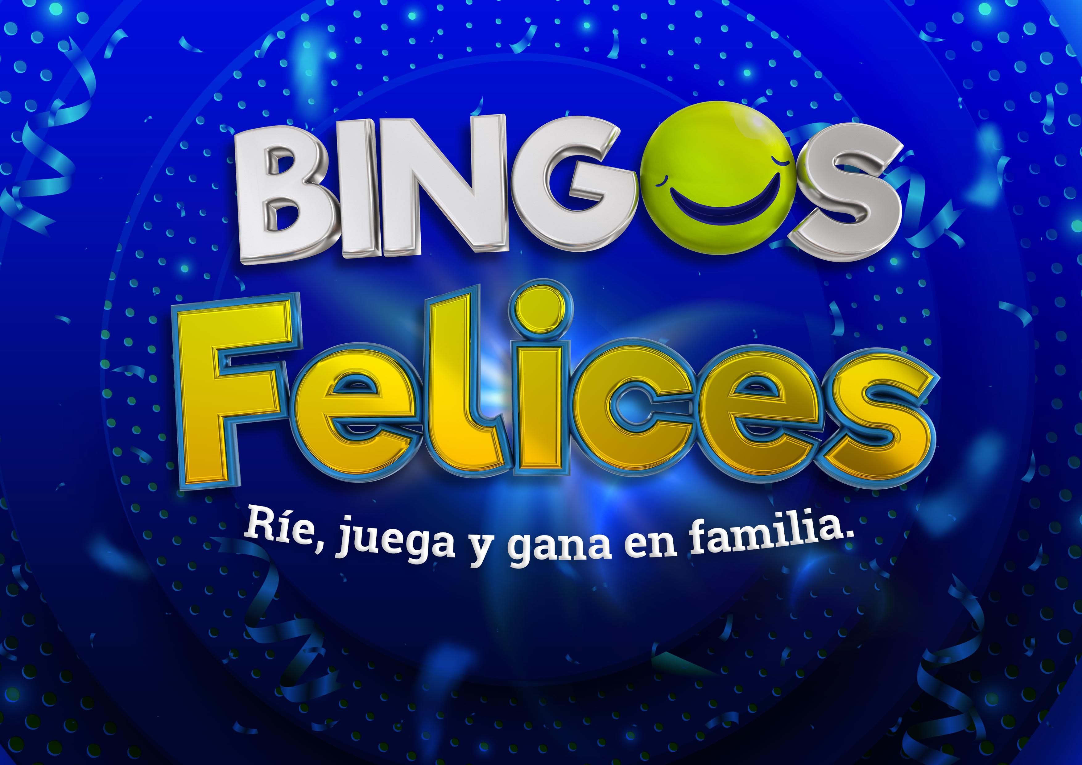 A 'Sábados felices' llega Bingos felices a partir de este 5 de diciembre