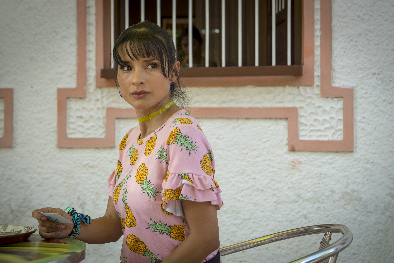 Paola Rey, una mujer sentimental en Las Muñecas de la Mafia 2