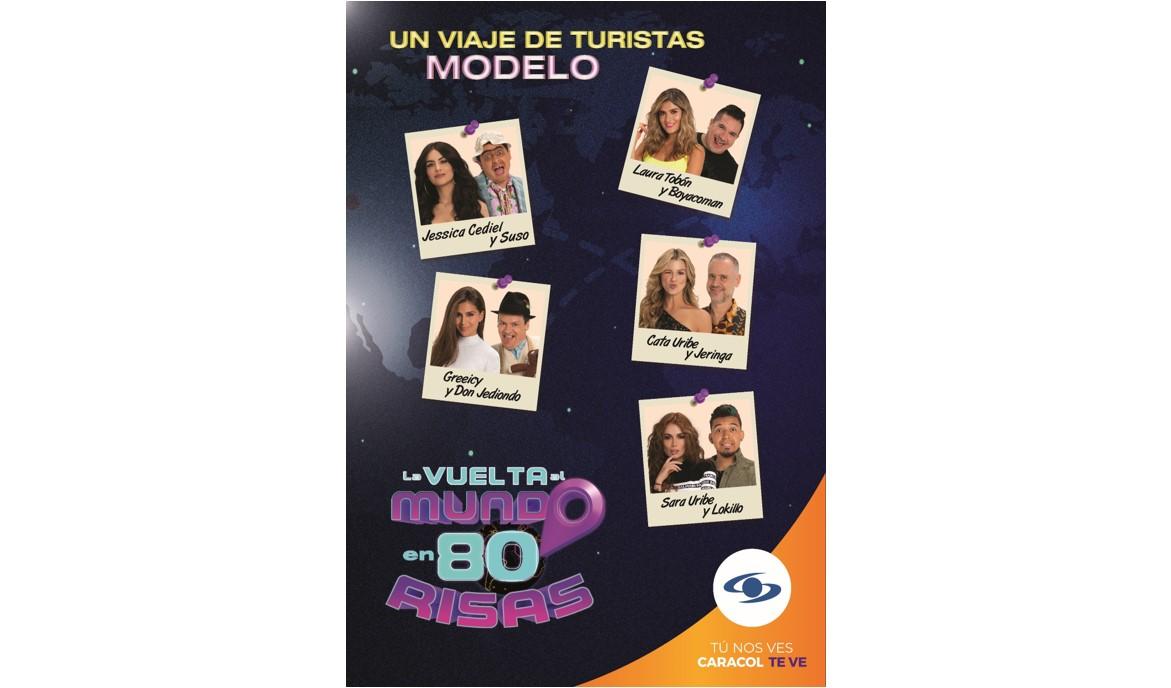'La vuelta al mundo en 80 risas', gran estreno mañana 10 de septiembre