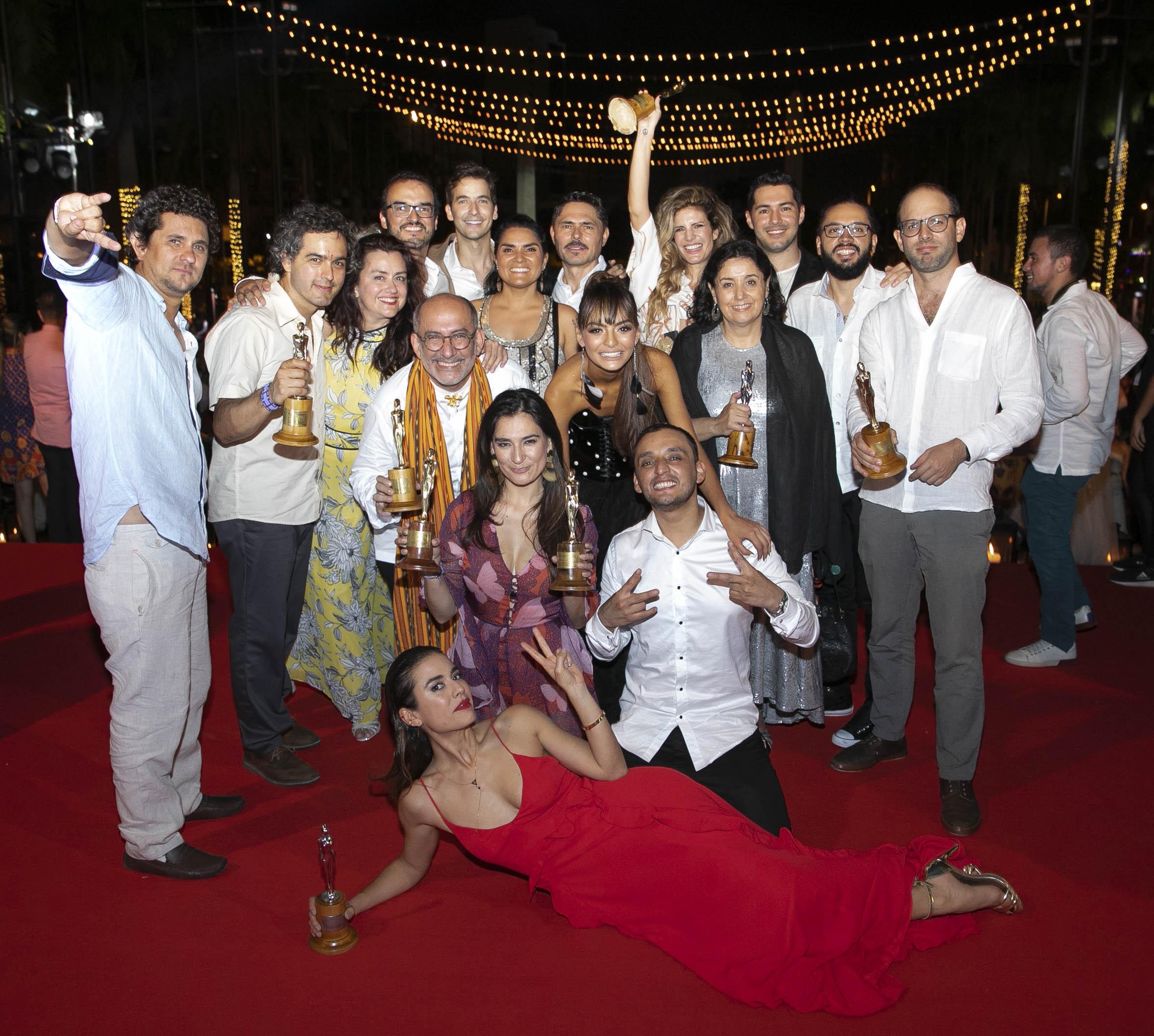 Caracol Televisión obtuvo 8 Premios India Catalina 2019