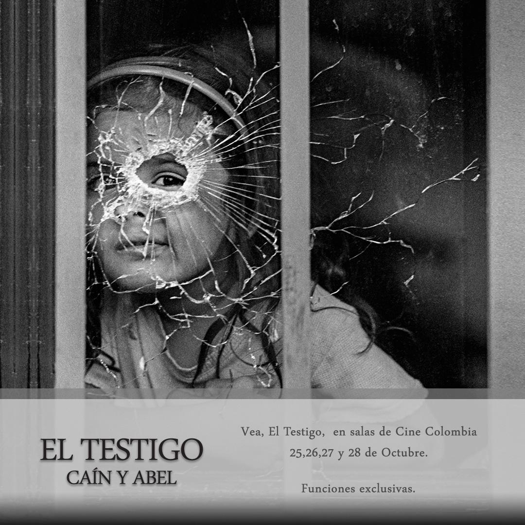 'El Testigo' llega a las salas de cine de Colombia