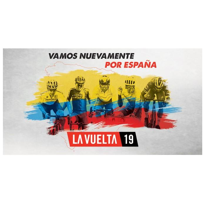 Caracol Televisión triunfa con la audiencia de La Vuelta España