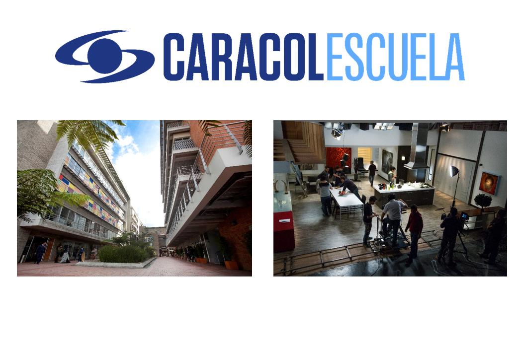 Caracol Televisión lanza su escuela de formación artística