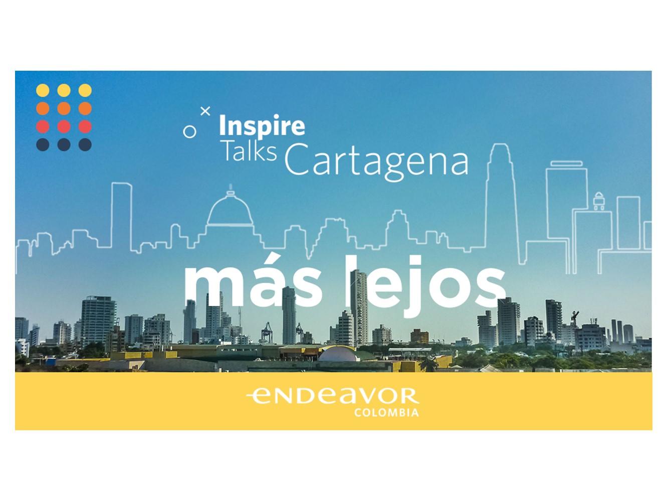 Inspire Talks Cartagena, el evento para los emprendedores