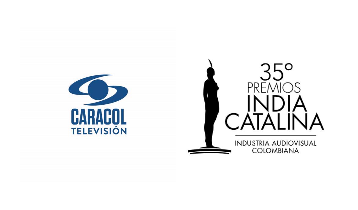 Caracol Televisión obtuvo 27 nominaciones en los Premios India Catalina 2019