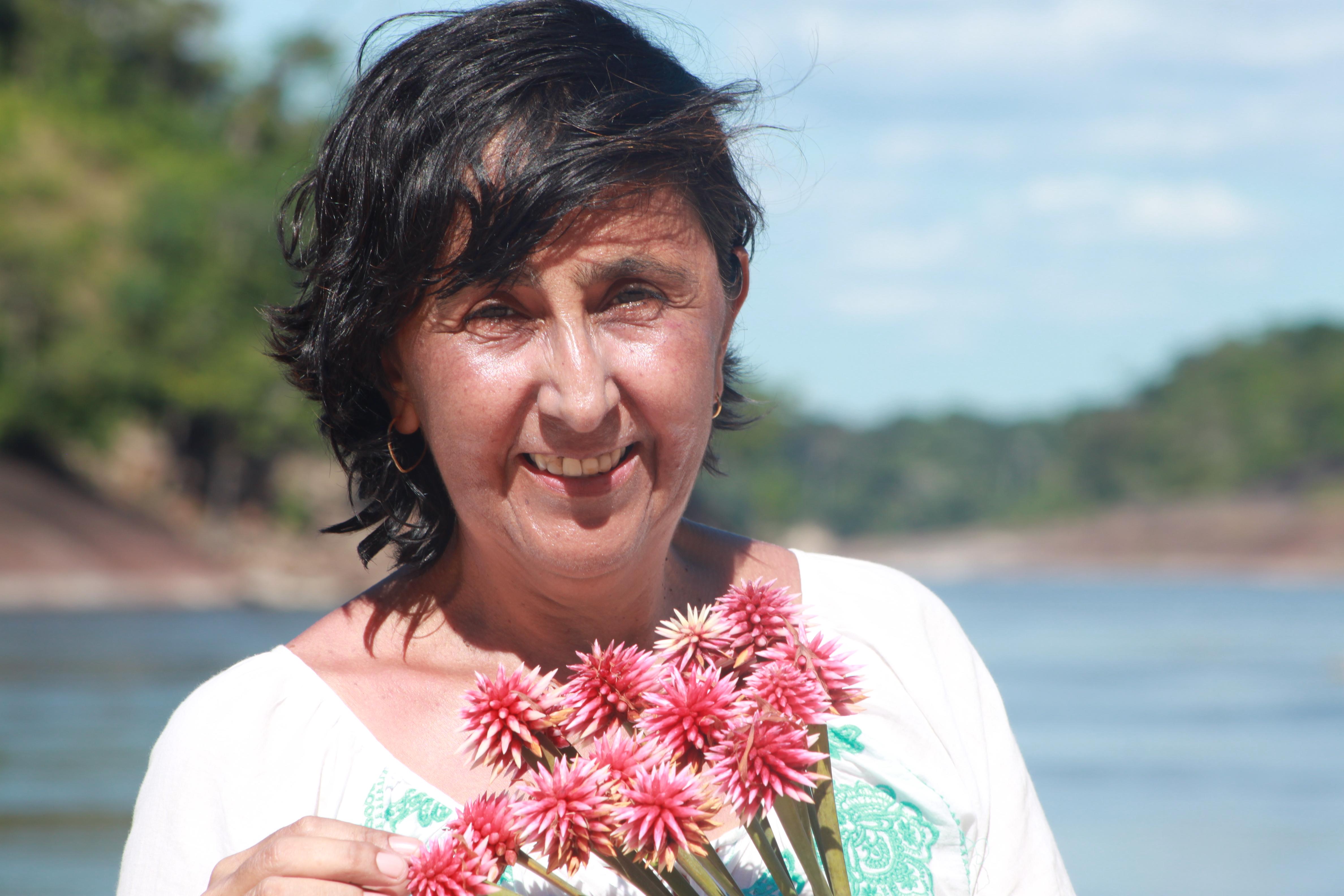 La flor de Inírida, sustento para los indígenas curripaco