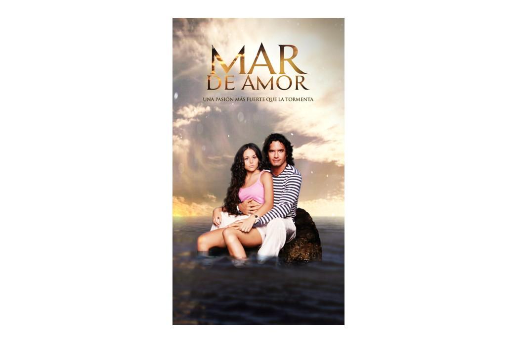 'Mar de amor', una pasión más fuerte que la tormenta gran estreno este lunes 22 de febrero