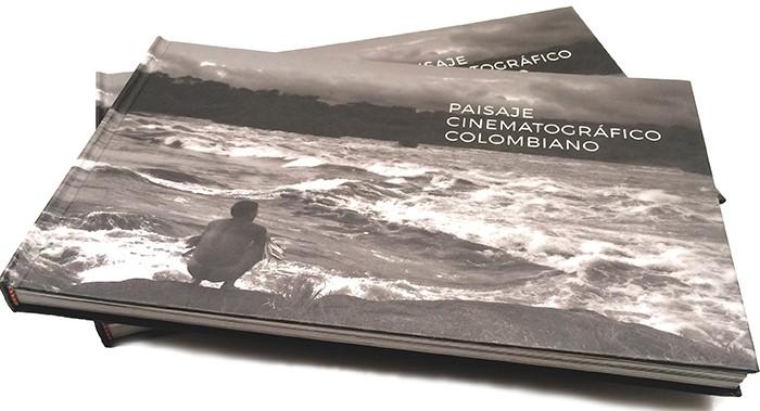 El libro 'Paisaje Cinematográfico Colombiano', apoyado por Caracol Televisión, estará disponible en librerías el jueves 21 de febrero