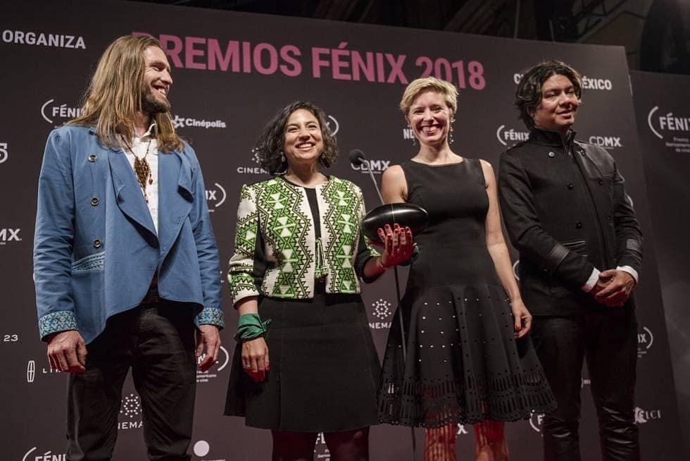 Las películas 'Pájaros de verano' y 'Matar a Jesús' triunfan en los Premios Fénix 2018