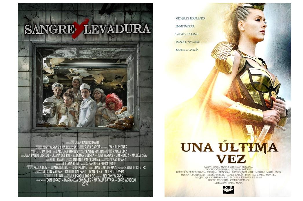 """Los cortometrajes """"Sangre y levadura"""" y """"Una última vez"""", fueron los rotundos ganadores del festival SmartFilms 2018"""