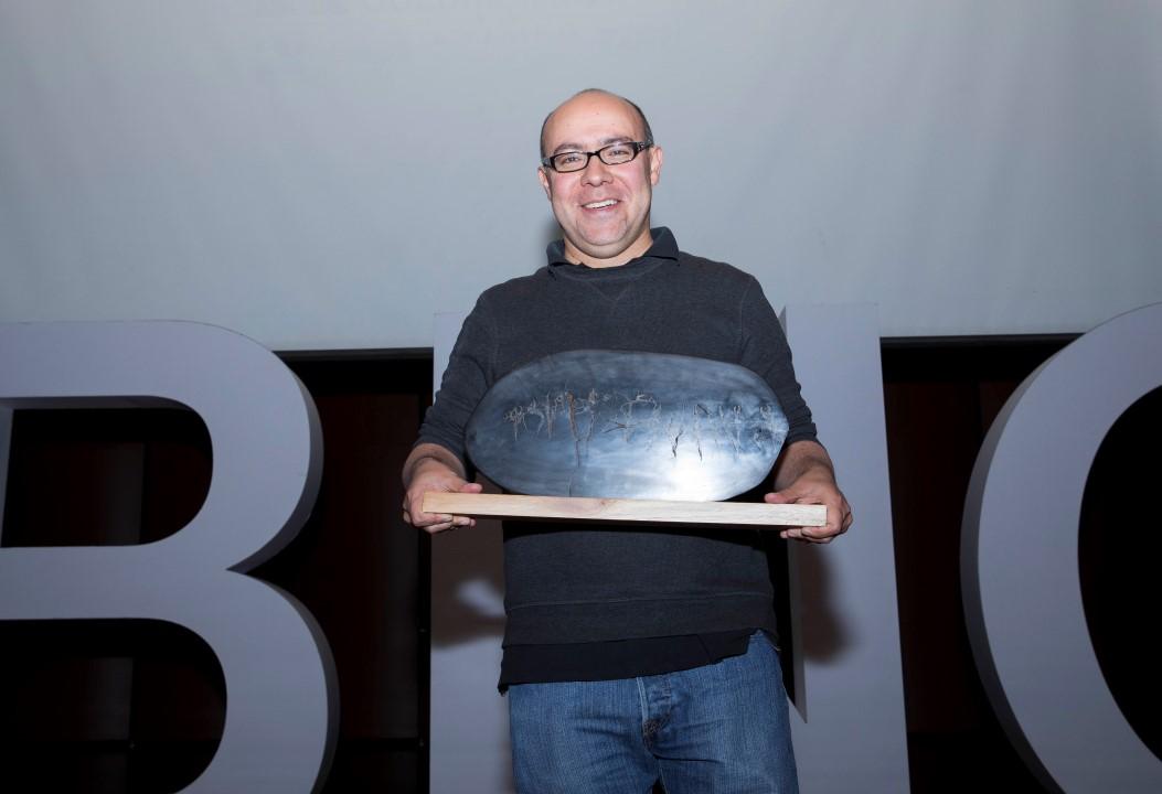 Ricardo Silva Romero ganador de Premio Biblioteca de Narrativa Colombiana