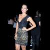 La ex reina nacional de belleza, Catherine Daza también estuvo presente en la Noche de Gala Caracol TV.