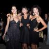 Las actrices María Cecilia Sánchez, Carolina Gaitán y Jennifer Leibovici disfrutaron de la fiesta.