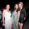 Las actrices Patricia Castañeda, Cristina Umaña y Freda Dueñas.
