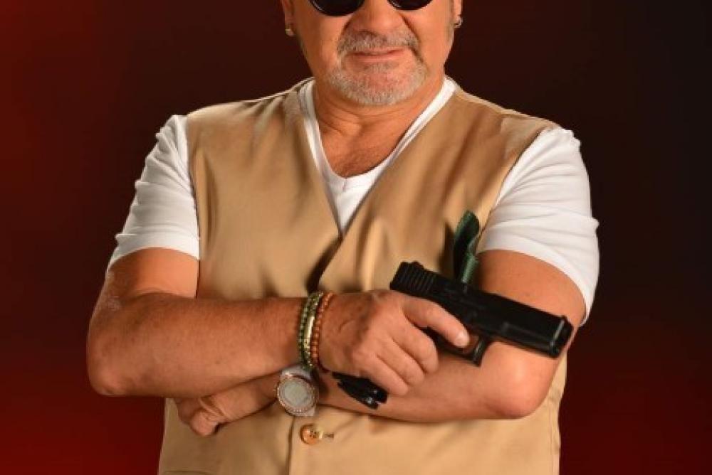 """José Urquía alias """"El pelón"""""""