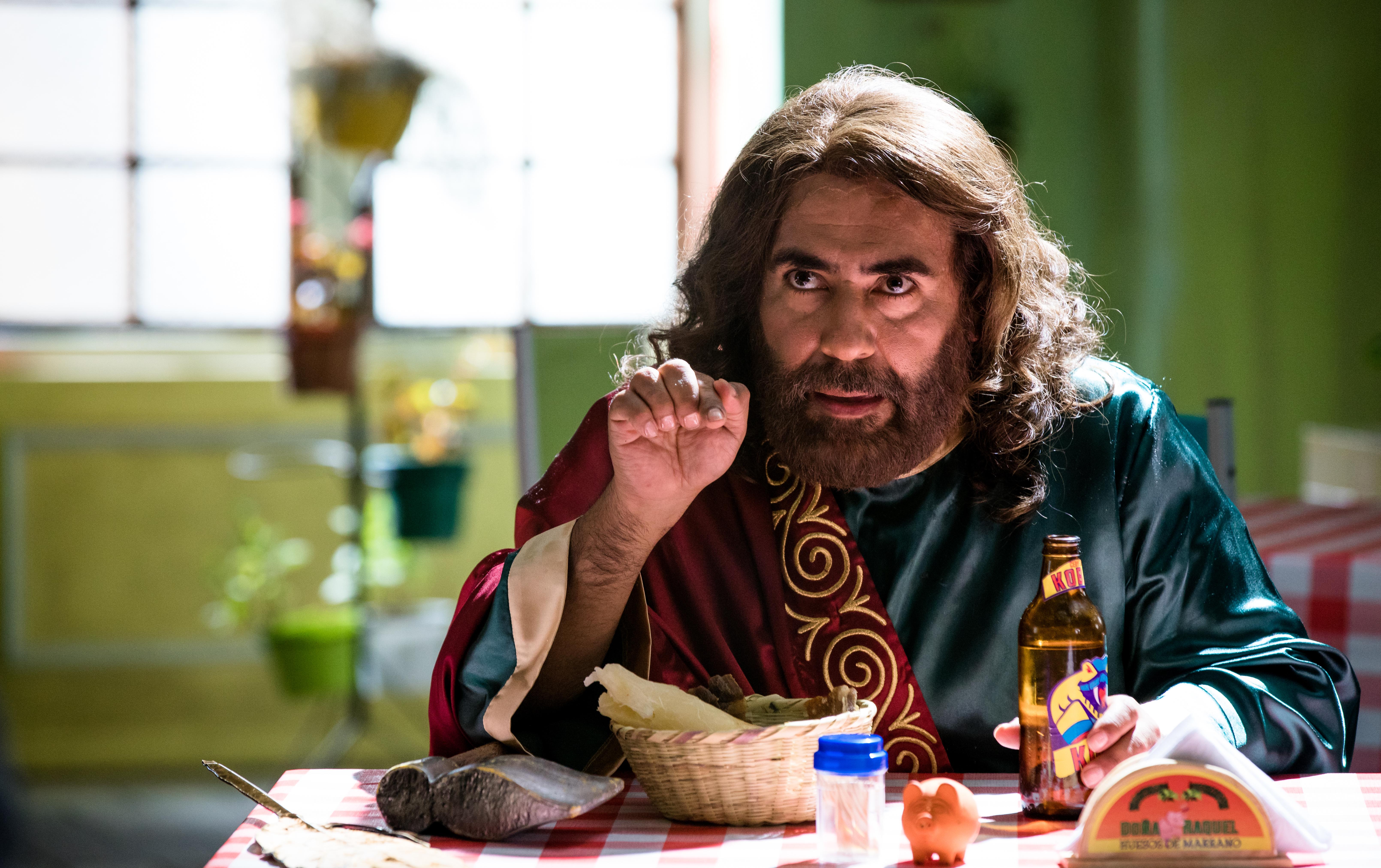 Un santo muy peculiar en 'Un bandido honrado'