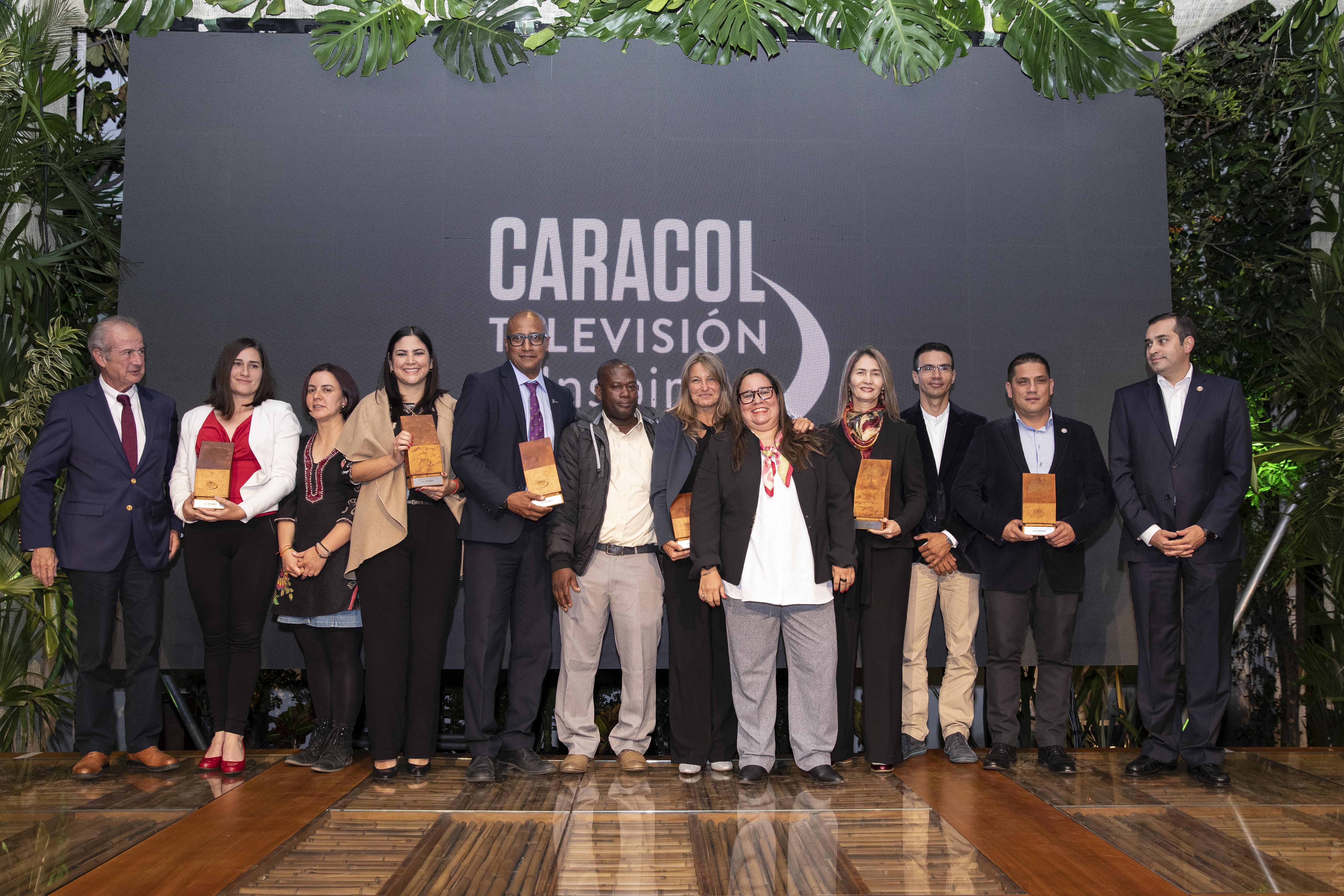 Se entregó el Premio a la Protección al Medio Ambiente