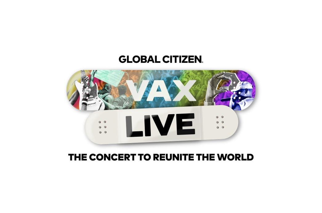 Vax Live: The concert to reunite the world el sáabdo 08 de mayo a las 10:45 p.m.