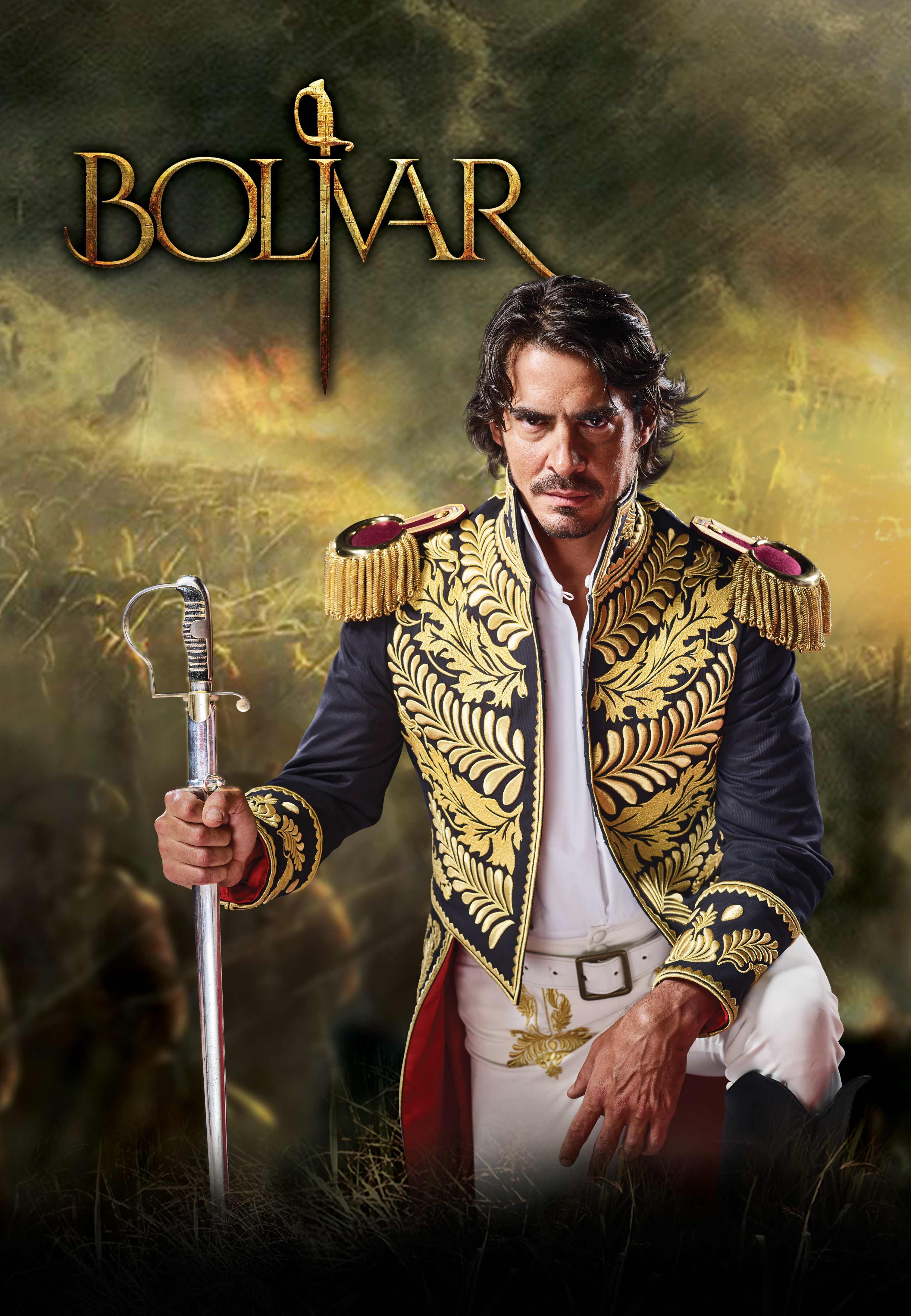 Bolívar: el hombre, el amante, el libertador, gran estreno este 18 de septiembre